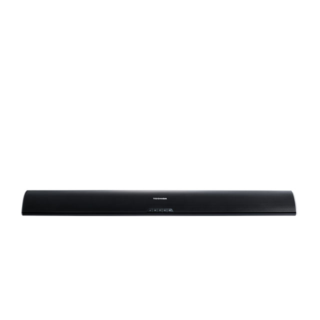 Toshiba TY-SBX210 Bluetooth Soundbar - Black - TY-SBX210 - 1