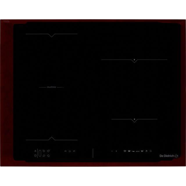 De Dietrich DPI7652B 65cm Induction Hob – Black