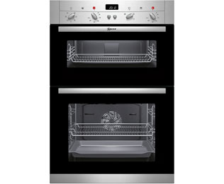 Neff Classic Collection 2 U12S52N3GB Built In Electric Double Oven