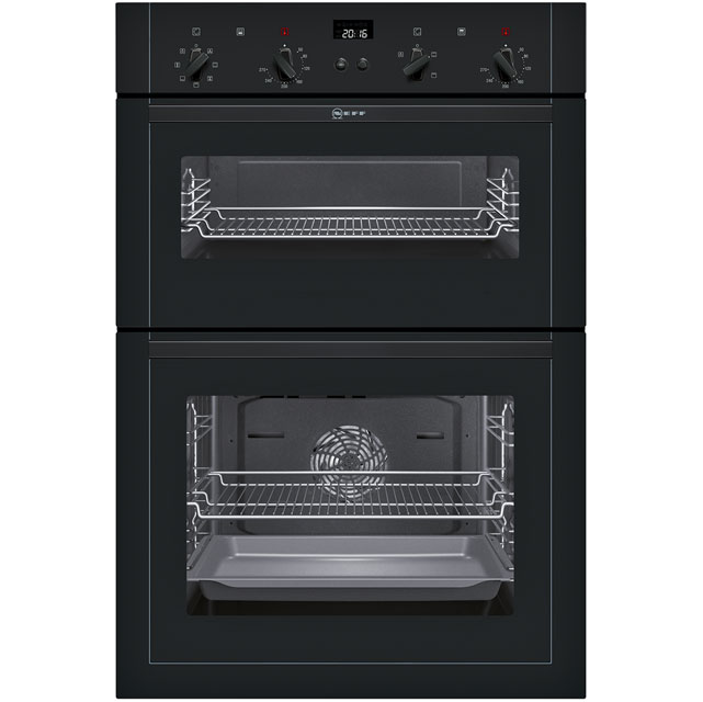 Top Rated Built In Ovens ~ Neff u m s gb built in electric double oven cm