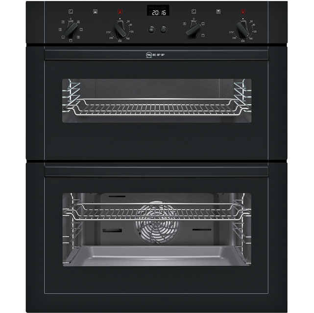 Awesome Built In Double Fan Oven Part - 5: NEFF Double Ovens Ao.com