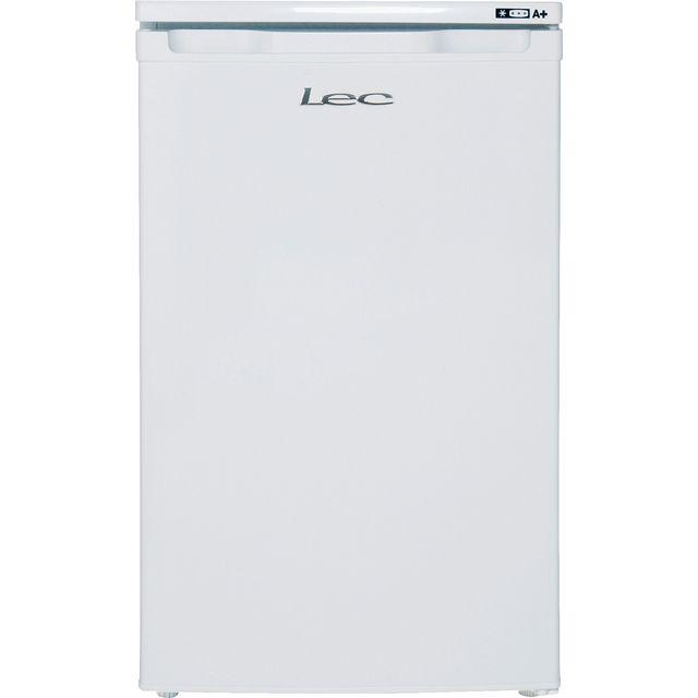 Lec U5511W.1 Freestanding Rated Freezer -White