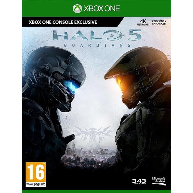 Halo 5: Guardians for Xbox One [Enhanced for Xbox One X]