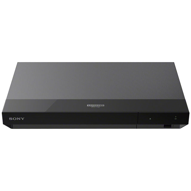 Sony UBPX500B.CEK 4K Upscaling 4K Ultra HD Blu-ray Player - Black - UBPX500B.CEK - 3