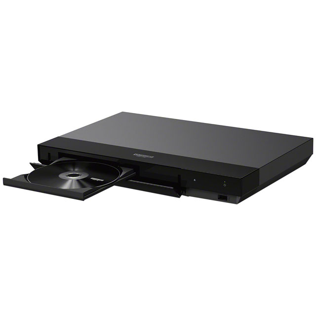Sony UBPX500B.CEK 4K Upscaling 4K Ultra HD Blu-ray Player - Black - UBPX500B.CEK - 5