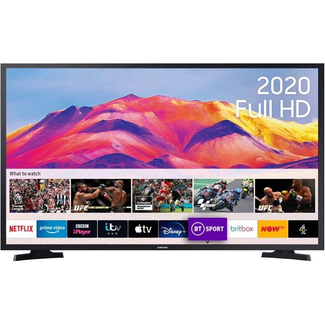 "Samsung UE32T5300A 32"" Smart TV - Black - UE32T5300A - 1"