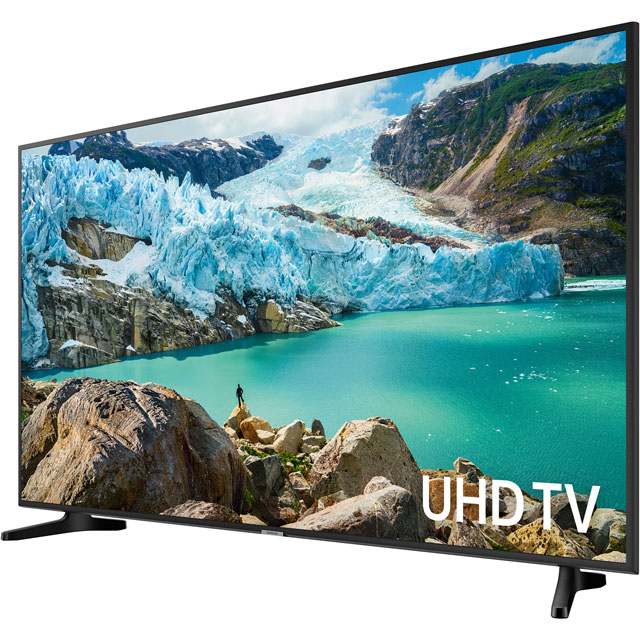 "Samsung UE50RU7020 50"" Smart 4K Ultra HD TV - Charcoal Black - UE50RU7020 - 3"