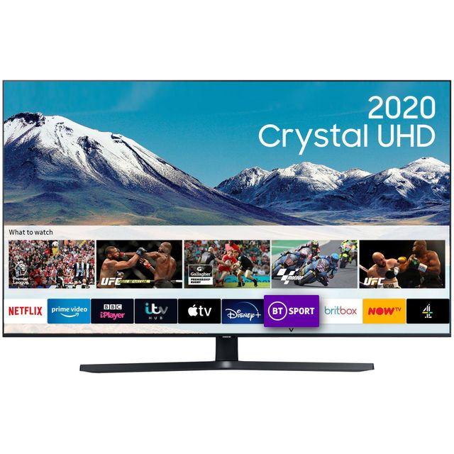 Samsung 43-inch Ultra HD HDR Smart 4K TV