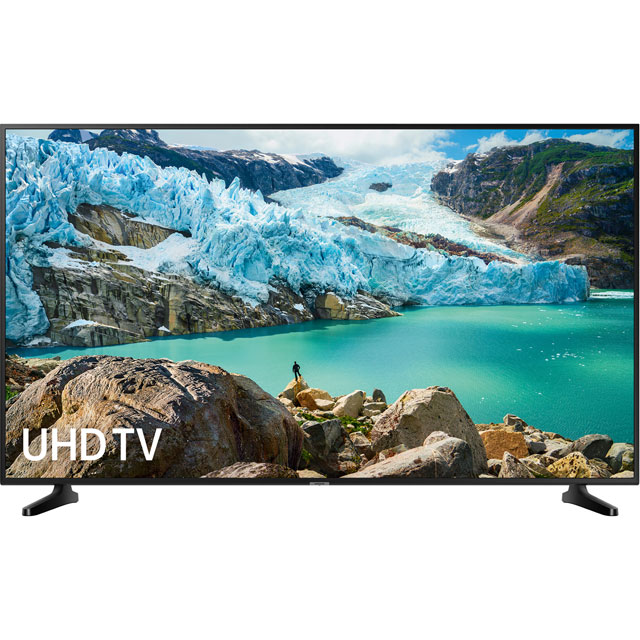 "Samsung UE50RU7020 50"" Smart 4K Ultra HD TV with HDR10+ - UE50RU7020 - 1"