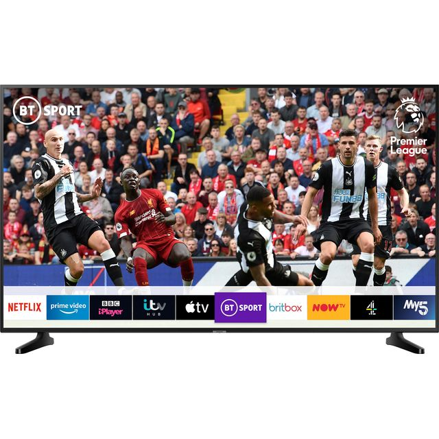 "Samsung UE50RU7020 50"" Smart 4K Ultra HD TV - Charcoal Black - UE50RU7020 - 1"