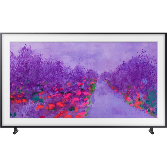 "Samsung UE55LS03NAUXXU The Frame 55"" Smart 4K Ultra HD TV with HDR - UE55LS03NAUXXU - 1"