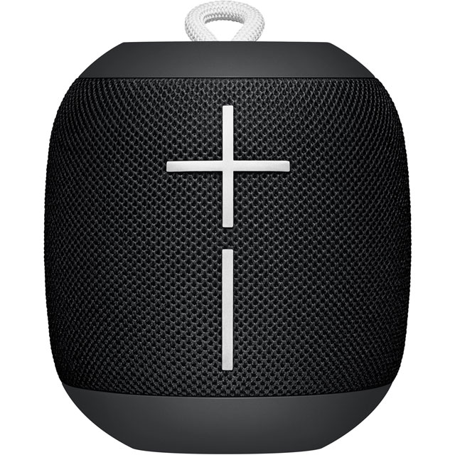 Ultimate Ears Wonderboom Portable Wireless Speaker - Black - 984-000851 - 1