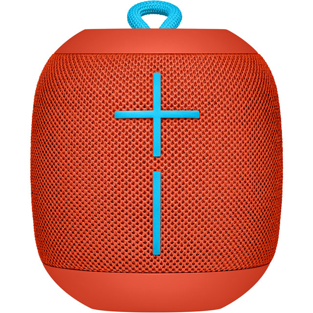 Ultimate Ears Wonderboom Portable Bluetooth Wireless Speaker - Red