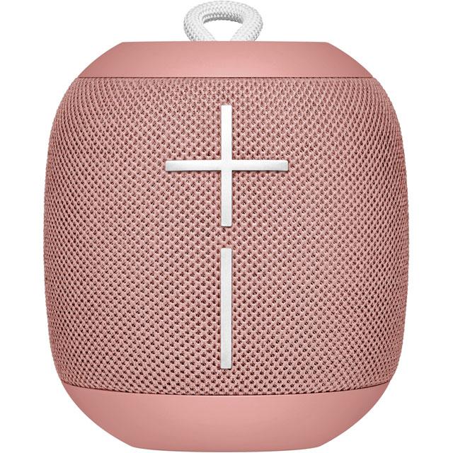 Ultimate Ears WONDERBOOM 984-000854 Wireless Speaker in Pink