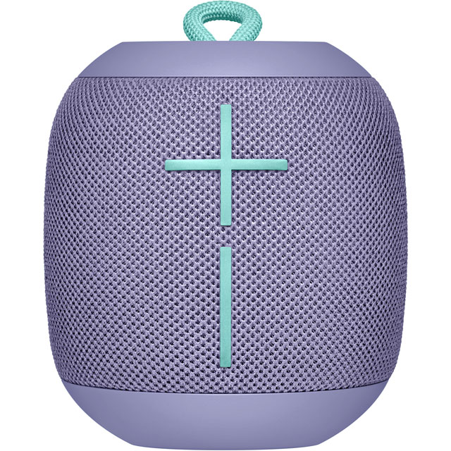 Ultimate Ears Wonderboom Portable Wireless Speaker - Lilac - 984-000855 - 1