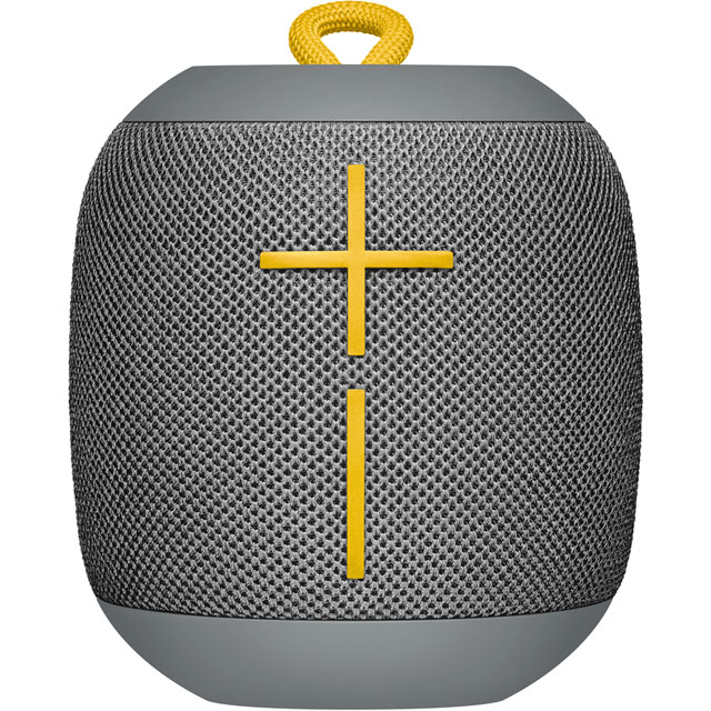 Ultimate Ears Wonderboom Portable Bluetooth Wireless Speaker - Stone Grey