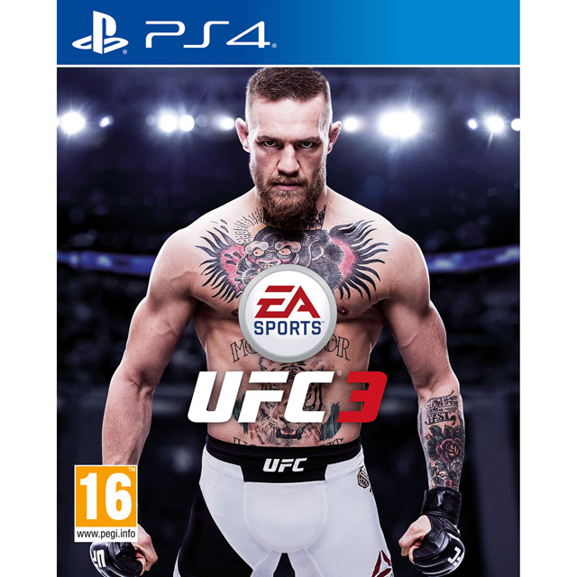UFC 3 for Sony PlayStation