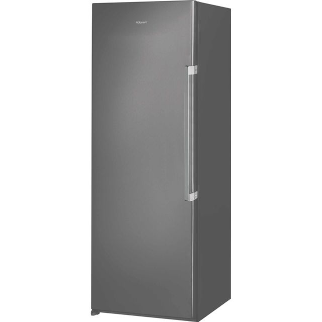 Hotpoint UH6F1CG.1 Frost Free Upright Freezer - Graphite - A+ Rated - UH6F1CG.1_GH - 1