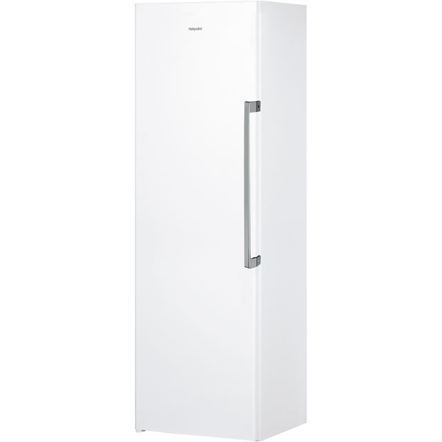 Hotpoint UH8F1CW.1 Frost Free Upright Freezer - White - A+ Rated - UH8F1CW.1_WH - 1