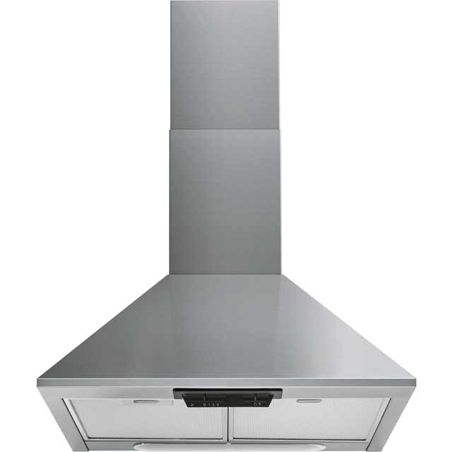 Indesit UHPM6.3FCSX Integrated Cooker Hood in Stainless Steel