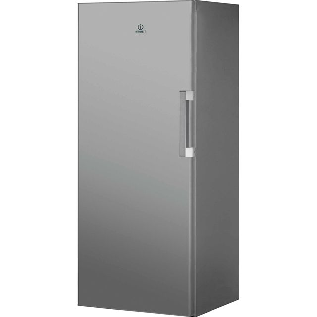 Indesit UI41SUK.1 Upright Freezer - Silver - A+ Rated - UI41SUK.1_SI - 1