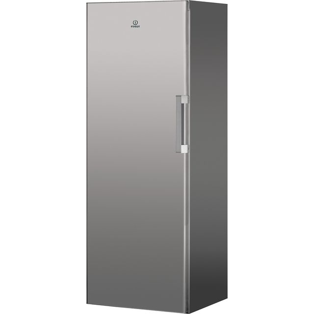 Indesit UI6F1TSUK.1 Frost Free Upright Freezer - Silver - A+ Rated - UI6F1TSUK.1_SI - 1