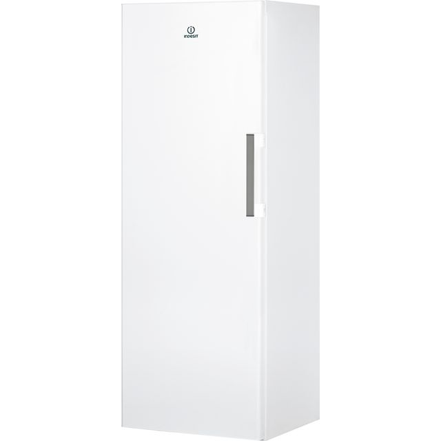 Indesit UI6F1TWUK.1 Upright Freezer - White - UI6F1TWUK.1_WH - 1