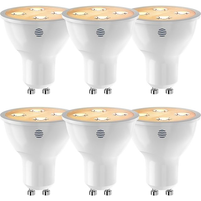 Hive Active Light GU10 White 6 Pack - UK7001577 - UK7001577 - 1