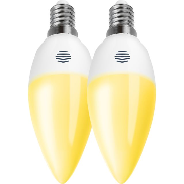 Hive Active Light Dimmable E14 Twin Pack - A+ Rated - UK7003205 - 1
