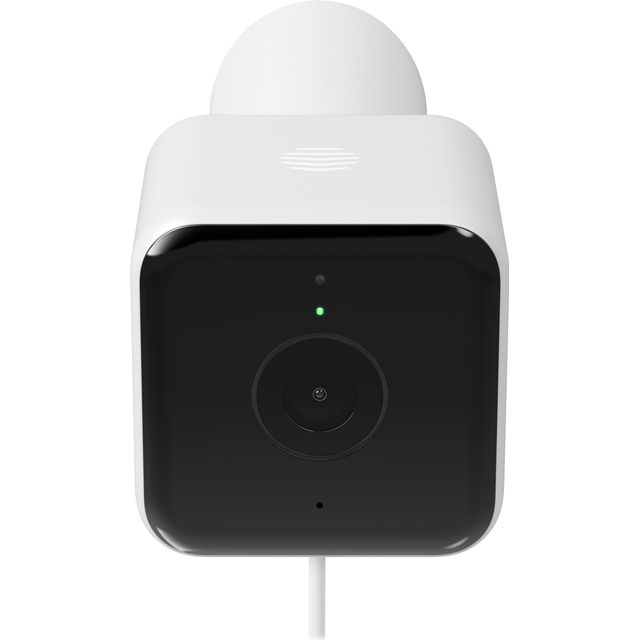 Hive View Outdoor Camera - White - UK7003793 - 1