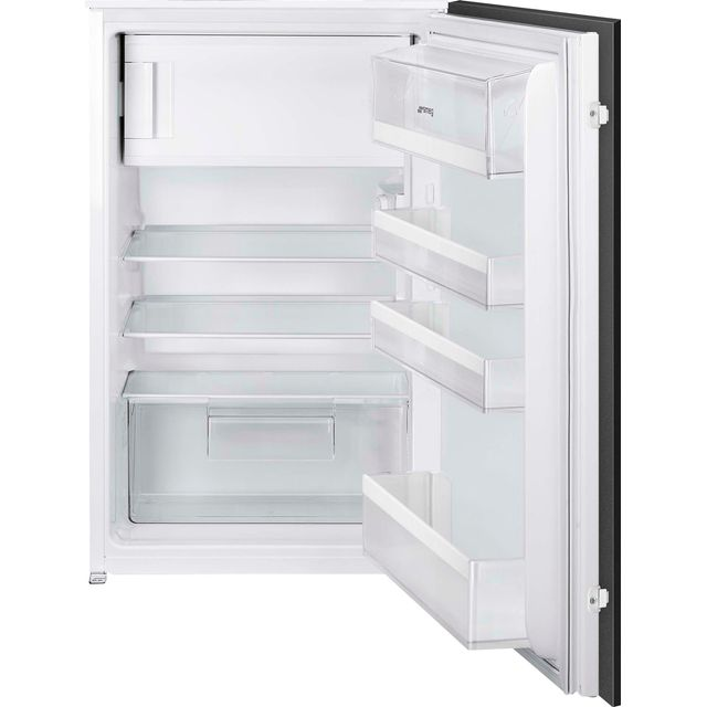 Smeg UKS3C090P1 Built In Fridge - White - UKS3C090P1_WH - 1