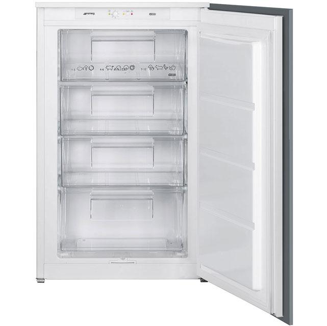 Smeg Integrated Freezer review