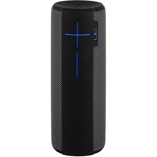 Ultimate Ears UE MEGABOOM Portable Wireless Speaker - Charcoal Black - UE MEGABOOM_BK - 1