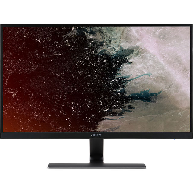 "Acer Nitro RG240Ybmiix Full HD 23.8"" 75Hz Gaming Monitor - Black - UM.QR0EE.009 - 1"