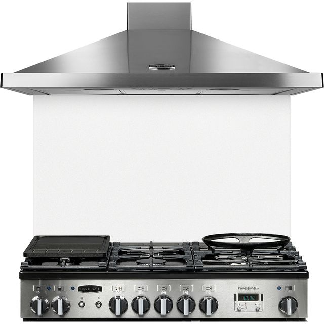Rangemaster UNBSP899MW Built In Splashbacks - Metallic White - UNBSP899MW_MWH - 1