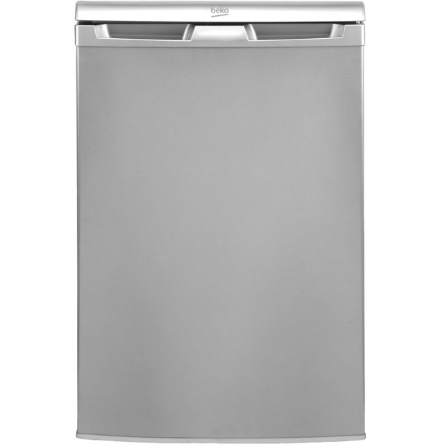 Beko UR584APS Fridge with Ice Box - Silver - A+ Rated - UR584APS_SI - 1