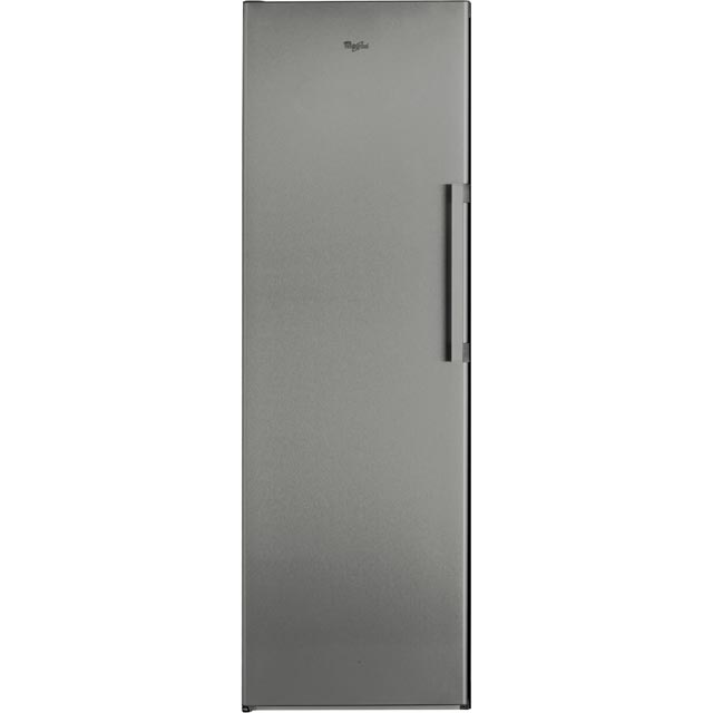 Whirlpool UW8F2CXBUK.1 Frost Free Upright Freezer - Stainless Steel Effect - A++ Rated - UW8F2CXBUK.1_SSL - 1