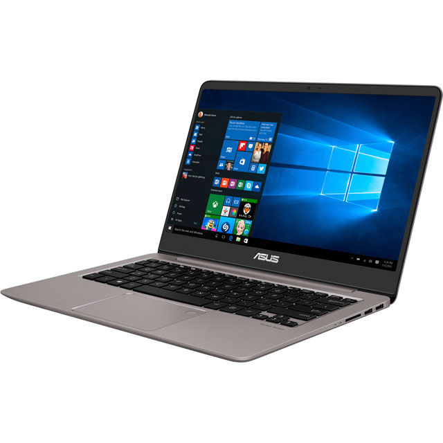 "Asus 14"" Laptop Intel® Core™ i3 128GB Solid State Drive 4GB RAM"
