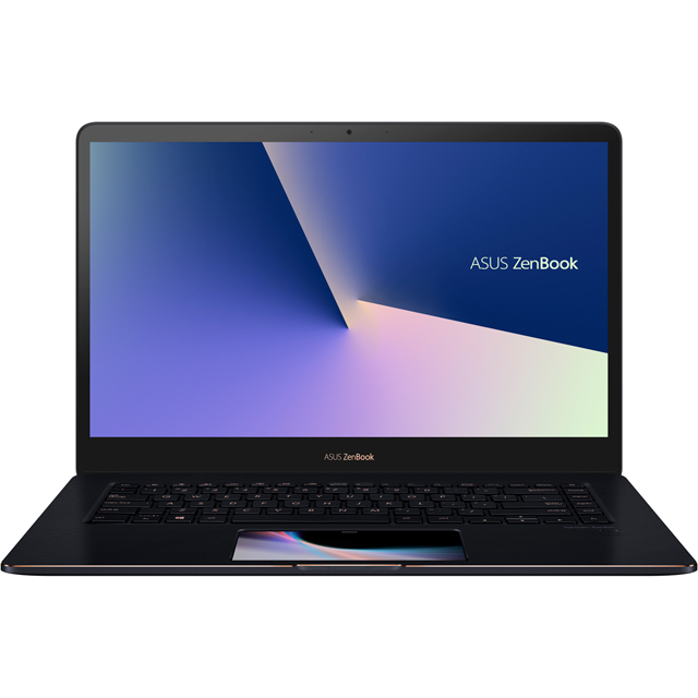 "Asus Zenbook Pro 15 UX580GD 15.6"" 2-in-1 Laptop - Dark Blue - UX580GD-E2036T - 1"