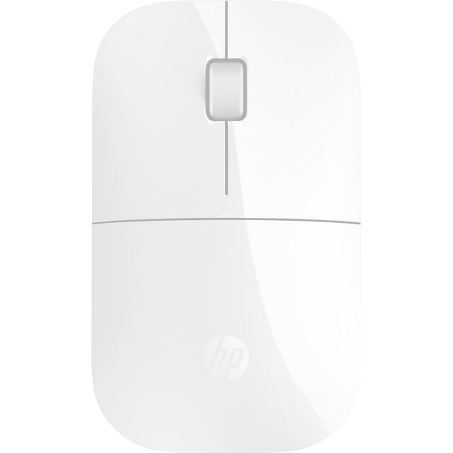 HP Z3700 Wireless USB Laser Mouse - White