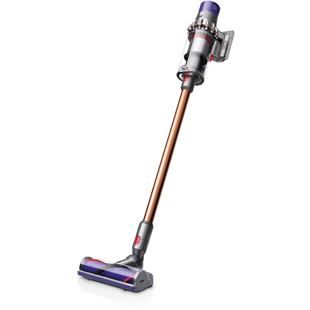 Dyson Cyclone V10 Absolute Cordless Vacuum Cleaner with up to 60 Minutes Run Time