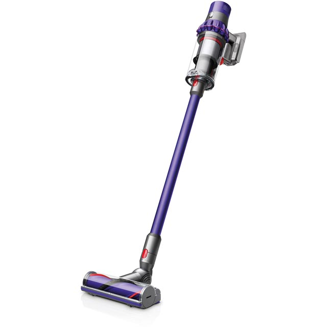Dyson Cyclone V10 V10 Animal Cordless Vacuum Cleaner - Iron / Purple - V10 Animal_IR - 1