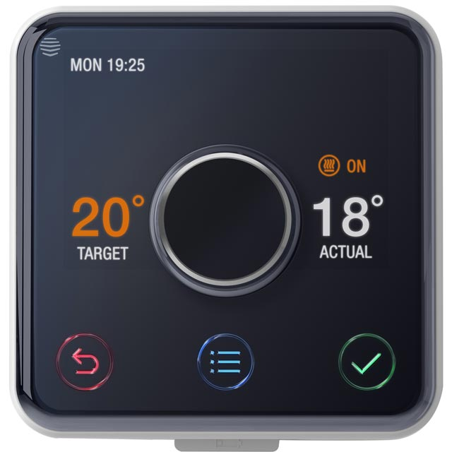 Hive Active Heating & Hot Water Smart Thermostat Kit V2HAHINST-01 Smart Thermostat in Silver