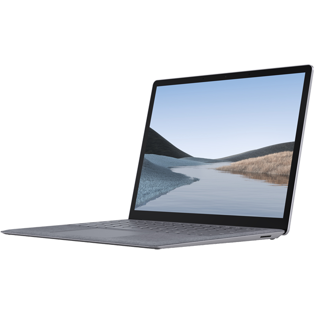 "Microsoft Surface Laptop 3 Platinum 13.5"" - V4C-00003 - 1"