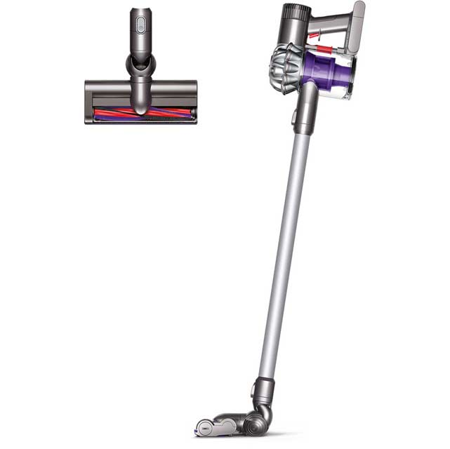 Dyson V6 Cordless Vacuum Cleaner with up to 20 Minutes Run Time