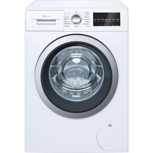 NEFF 7Kg / 4Kg Washer Dryer - White - A Rated