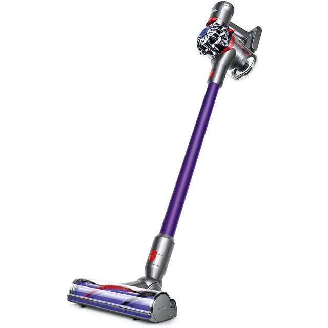 Dyson V7 Animal Cordless Vacuum Cleaner - Iron / Purple - V7 Animal_PUR - 1