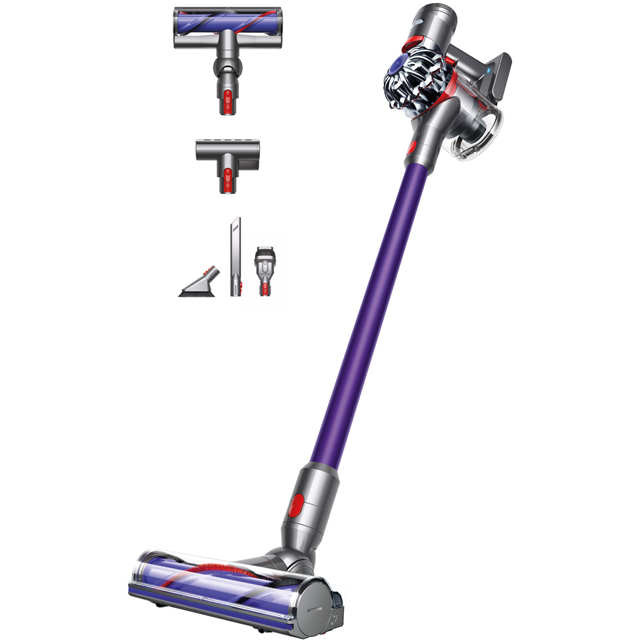 Dyson V7 Animal Cordless Vacuum Cleaner with up to 30 Minutes Run Time - V7 Animal_PUR - 1