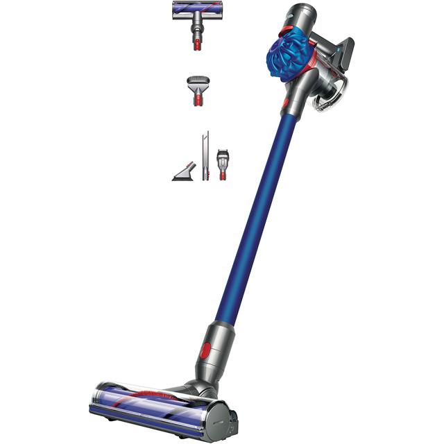 Dyson V7 Motorhead Extra Cordless Vacuum Cleaner with up to 30 Minutes Run Time