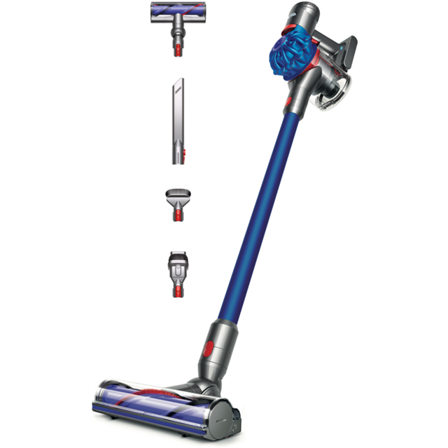 Dyson V7 Motorhead Plus Cordless Vacuum Cleaner with up to 30 Minutes Run Time - V7 Motorhead Plus_BL - 1